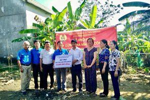 TT Huế: Lễ khởi công xây dựng 'Mái ấm Công đoàn' cho đoàn viên khó khăn về nhà ở