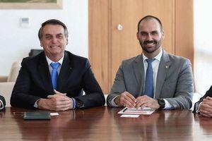 Brazil: Con trai Tổng thống trở thành lãnh đạo đảng cầm quyền