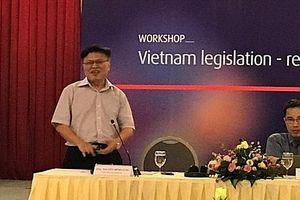 'Pháp luật Việt Nam sẵn sàng cho hội nhập'