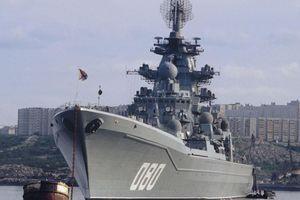 Hé lộ sức mạnh tàu chiến 'nguy hiểm nhất' của Nga