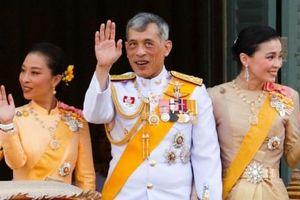 Vua Vajirusongkorn với bản tình sử dài dằng dặc