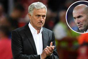 HLV Zidane: 'Tin đồn về Mourinho đang làm phiền tôi'