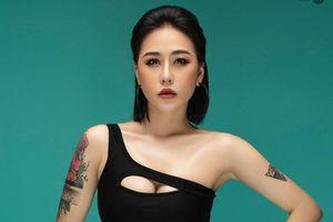 DJ Tiên Moon khoe vẻ mặn mà gái một con