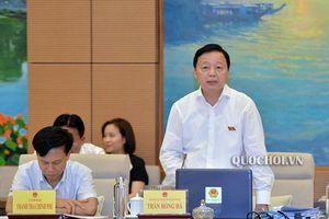Bộ trưởng Trần Hồng Hà: Cung cấp nước bẩn cũng có thể đi tù!