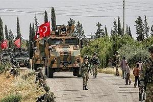 Thổ Nhĩ Kỳ và Syria bí mật liên lạc nhằm tránh đối đầu trực tiếp