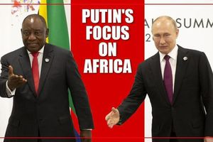 Bước ngoặt trong lịch sử quan hệ Nga-châu Phi