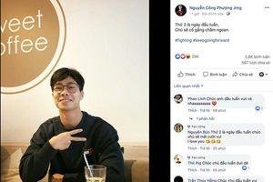 Tin bóng đá ngày 22/10: Xuân Trường tiết lộ câu nói với Quang Hải trước cú sút phạt ở Thường Châu