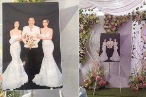 Thực hư đám cưới 2 cô dâu, 1 chú rể ở Thái Nguyên gây xôn xao?