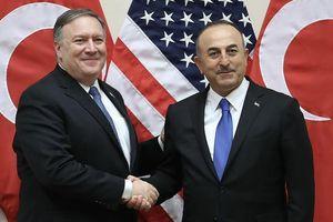 Mỹ tuyên bố không loại trừ hành động quân sự với Thổ Nhĩ Kỳ