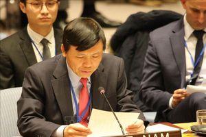 Việt Nam kêu gọi đối thoại, cùng chung tay thúc đẩy, bảo đảm quyền con người