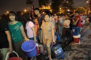 Nguồn nước sạch sông Đà đã an toàn cho ăn uống