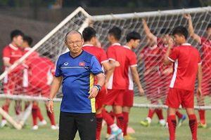 Thầy Park và nỗi lo 'hai ngày một trận' tại SEA Games 30