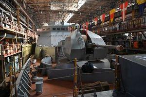 Tàu hộ vệ tàng hình mới nhất thuộc Dự án 20381 của Nga chuẩn bị chạy thử nghiệm