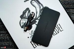 Đánh giá pin dự phòng RavPower RP-PB160 5.000 mAh: tích hợp dây USB Type-C, hiệu suất rất cao