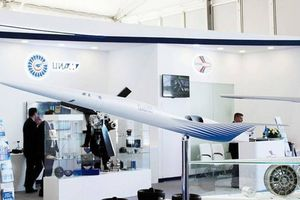 Công ty của Nga thử nghiệm chế tạo máy bay siêu thanh