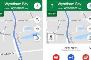 Google maps cập nhật thêm chức năng cảnh báo bắn tốc độ, xe bị tai nạn...