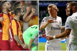 Kết quả trận Galatasaray vs Real Madrid, Cúp C1 châu Âu