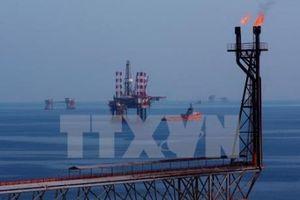 Giá dầu thế giới giảm gần 1% phiên 21/10