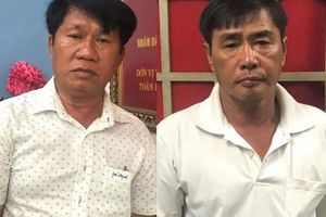 Thêm hai người trong nhóm chuyên dàn cảnh móc túi hành khách ở trạm xe buýt Suối Tiên sa lưới