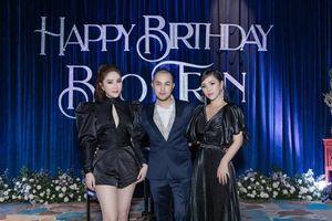 'Choáng ngợp' trước tiệc sinh nhật 'khủng' ở tuổi 33 của anh trai Bảo Thy, dựng rạp to như đám cưới