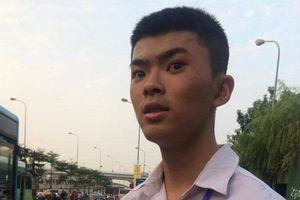 Đi hơn 200km để tìm bạn gái quen qua mạng, nam sinh bị lạc đường