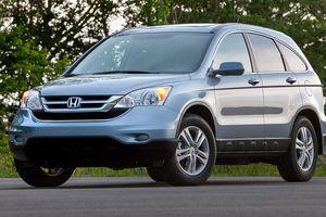 Lãnh hậu quả túi khí Takata, Honda triệu hồi CR-V, Civic tại Việt Nam