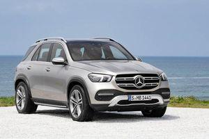 Mercedes-Benz GLE thế hệ mới có gì đặc biệt để 'đáp trả' BMW X5?