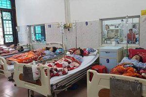 Nguyên nhân khiến cả trăm công nhân Công ty Golden Victory Việt Nam ở Nam Định nhập viện