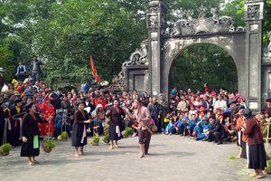 Phú Thọ: Đền Hùng với việc thực hành tín ngưỡng thờ cúng Hùng Vương