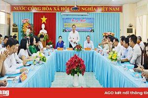 Ra mắt Ban vận động thành lập Chi hội Doanh nghiệp huyện Châu Thành