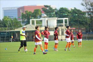 Quảng Ninh có 7 HLV và cầu thủ tham dự VCK Giải bóng đá nữ U19 châu Á