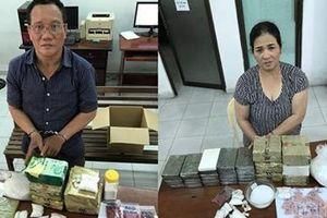 Truy tố đường dây mua bán gần 100kg ma túy