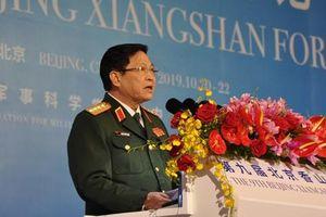 Bộ trưởng Ngô Xuân Lịch nêu vấn đề Biển Đông tại Diễn đàn Hương Sơn Bắc Kinh
