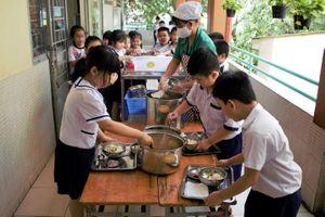 Tuyên Quang áp dụng phần mềm cải thiện chất lượng bữa ăn học đường