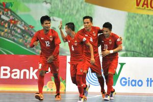 Trực tiếp AFF HDBank Futsal Championship 2019: Campuchia vs Myanmar