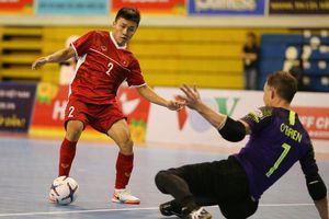 Bị Indonesia cầm hòa, tuyển futsal Việt Nam chưa chắc vé vào bán kết AFF HDBank Futsal Championship 2019