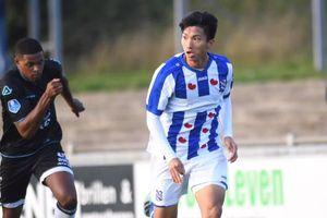 Văn Hậu kiến tạo bàn thắng, Jong Heerenveen thắng đậm Graafschap