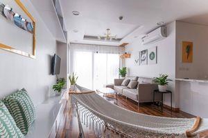 Căn hộ 97m² hiện đại, tối giản nhưng vô cùng tinh tế có chi phí hoàn thiện 220 triệu đồng ở Hà Nội