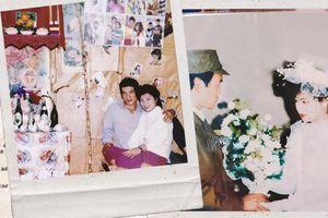 Chuyện cưới trước yêu sau của cô nàng Lạng Sơn: Là người đầu tiên trong làng mặc váy cưới và dàn 'siêu xe' rước dâu khiến tất cả 'lác mắt'