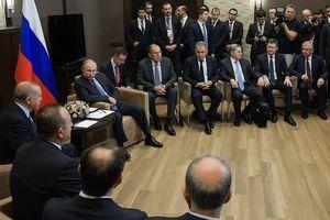Tổng thống Nga và Thổ Nhĩ Kỳ nhất trí tuần tra chung ở Syria
