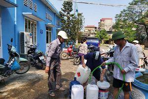 Nước sạch sông Đà đã an toàn, có thể ăn uống
