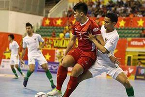 Phung phí cơ hội, Futsal Việt Nam còn chờ vé bán kết