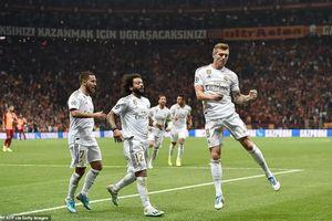 Real thắng nhọc, Mbappe lập kỷ lục, PSG 'hủy diệt' Club Brugge