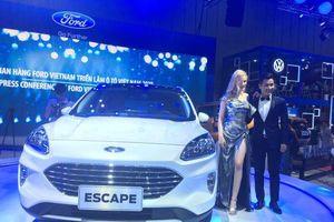 Ford bất ngờ trình làng mẫu ô tô mới phân khúc SUV
