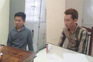 Hưng Yên: Bắt 2 đối tượng chuyên đột nhập công sở để trộm cắp