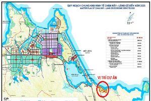 Chưa cho phép xây dựng khu du lịch tâm linh ở núi Hải Vân