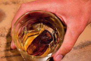 Trải nghiệm uống rượu ướp ngón chân người thật