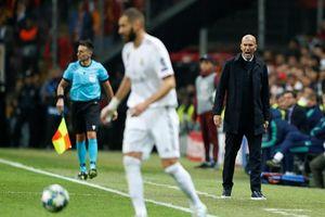 Hazard ghi dấu trong trận thắng đầu tay của Real ở cúp châu Âu mùa này
