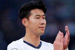 Son Heung-min sắp phá thêm kỷ lục của bóng đá châu Á