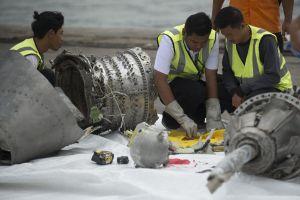 Máy bay lao xuống biển Java năm 2018 'một phần do lỗi Boeing thiết kế'